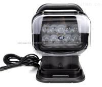 led车载野外遥控搜索灯射灯,360度旋转车载遥控探照灯,led汽车高清图片