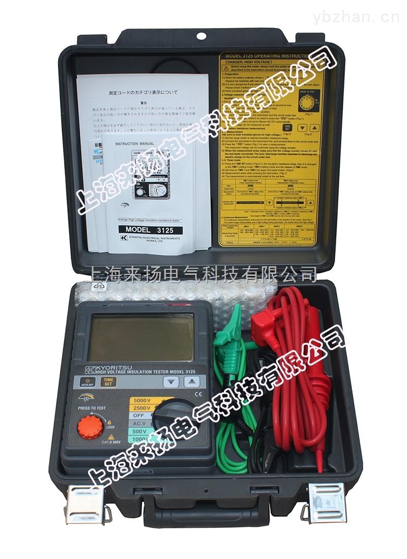 lyzt6100 绝缘电阻测试仪