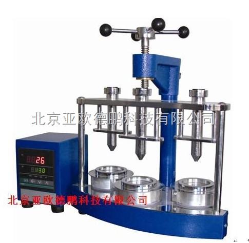 3. 技术参数 a. 加热装置温度控制范围:室温~150℃ b.