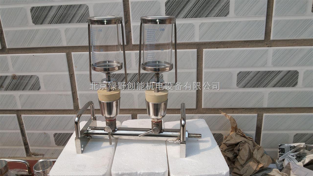 检测无菌薄膜过滤器符合中国药典2010版无菌检查法