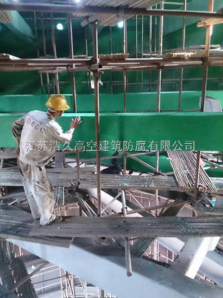 储罐油漆防腐工人 防腐工程施工组织设计及安全措施黄冈钢结构防腐