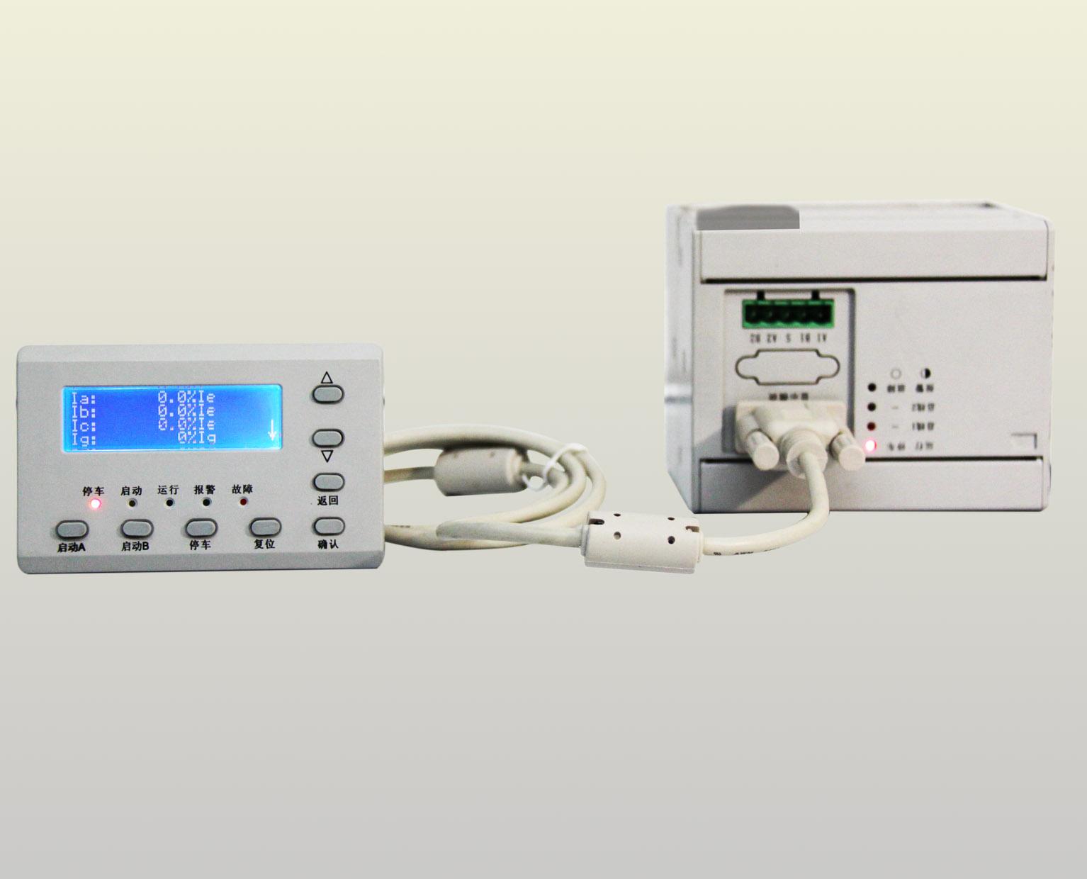 楼宇建筑电器实训接线图电动机