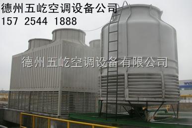 因此自然通风冷却塔必须建造一个高大的塔筒