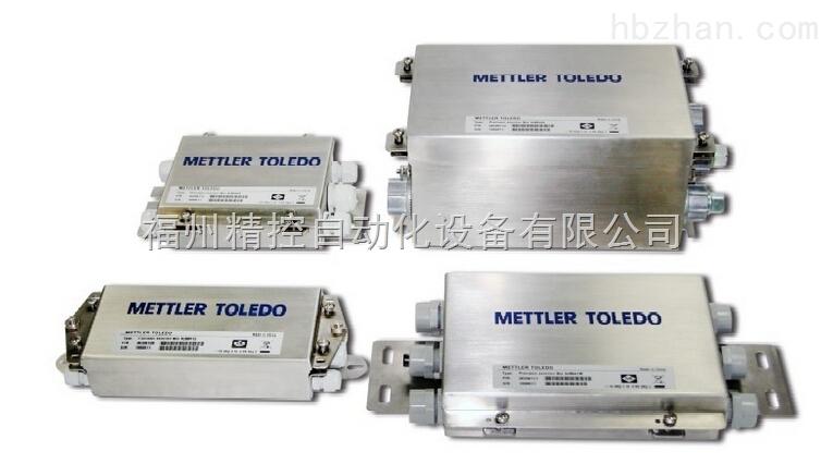梅特勒-托利多称重传感器接线盒介绍