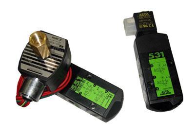 asco单控电磁阀#asco电磁阀图片