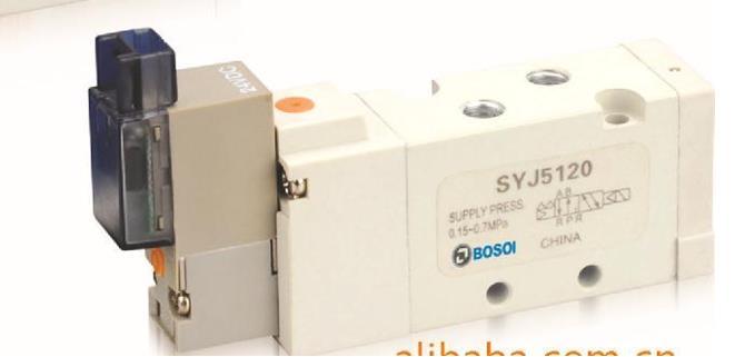 smc电磁阀工作原理syj5220-5lzd-m5