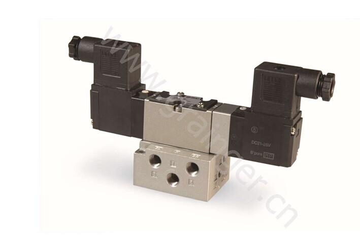 日本正品smc电磁阀vfr5210-5dz-06