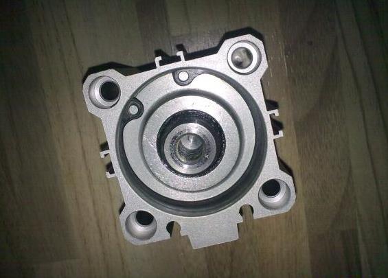 液压阀阀盖夹具设计