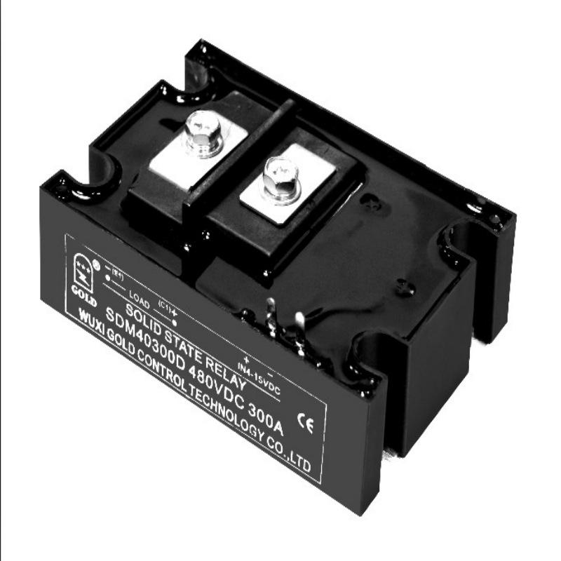 1,直流固态继电器 该产品主要特点:采用国际上ssr最新设计线路和技术