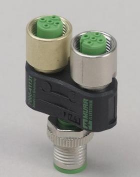 固态继电器,印刷电路板安装式            德国穆尔murr继电器一级