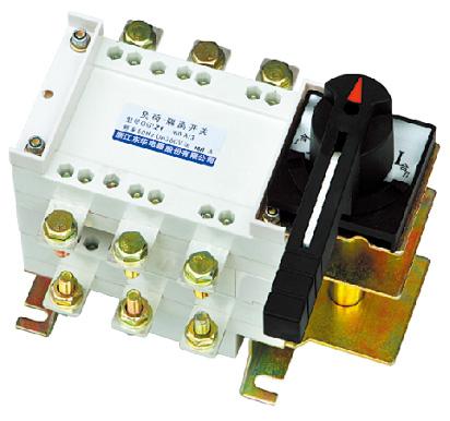转换隔离开关glz-100/3厂家直销质量保证