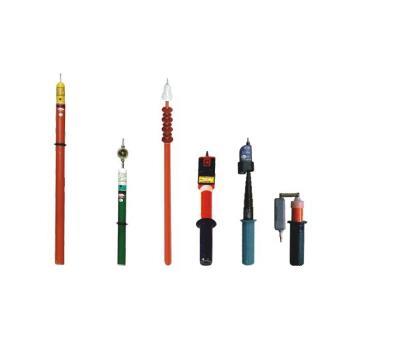 2014-12-11      产品简介 gd-验电器高压验电器由电子集成电路制成的