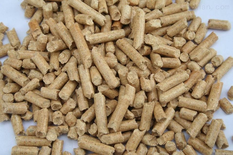 环保木质颗粒10mm颗粒燃料