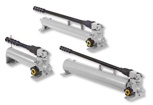 液压泵 ·所有手动泵均具备两大特色-坚固耐用的结构与低手柄操作力.图片