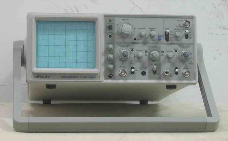 二手日立示波器v-552销售