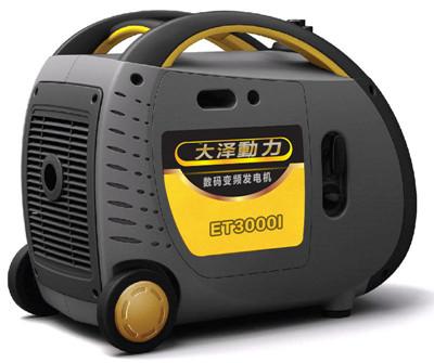 3kw超静音房车发电机