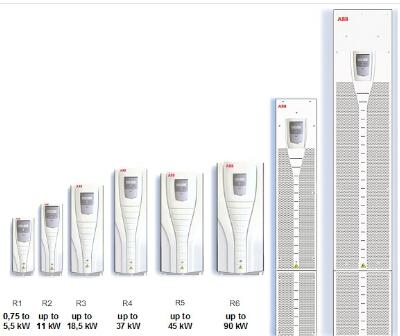 有图层的电路板--寿命更长且减少维护      ■ acs350系列变频器