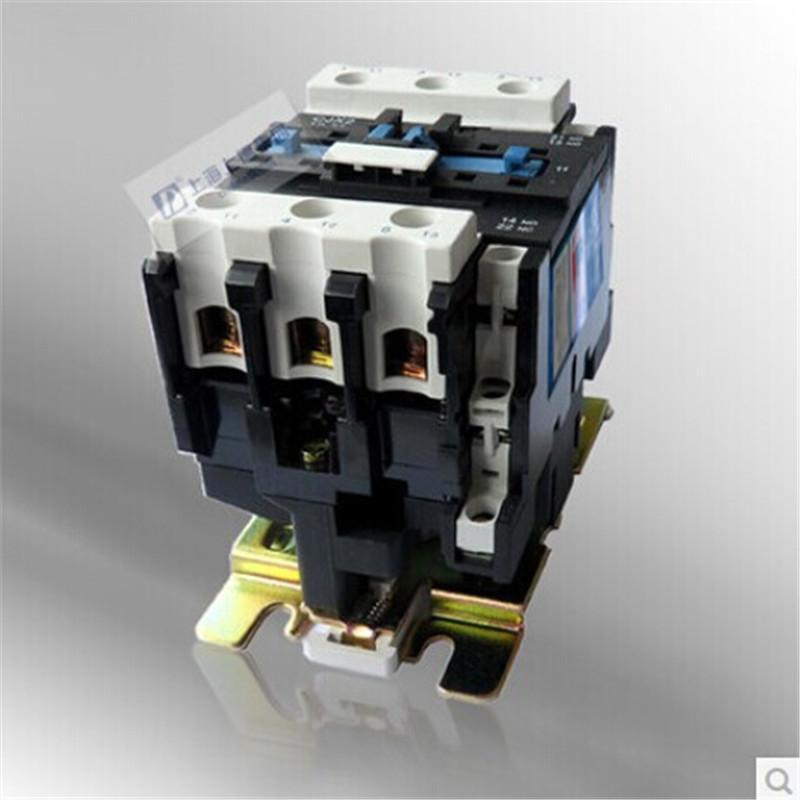 交流接触器cjx2-3210功能:吸合和释放  额定电流25安倍,交流接线   电