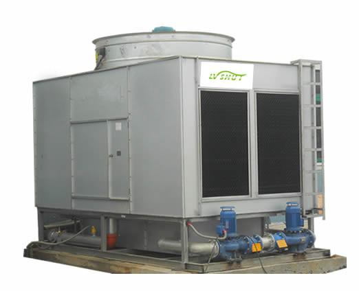 封闭式逆流系列冷却塔 封闭式逆流系列冷却塔