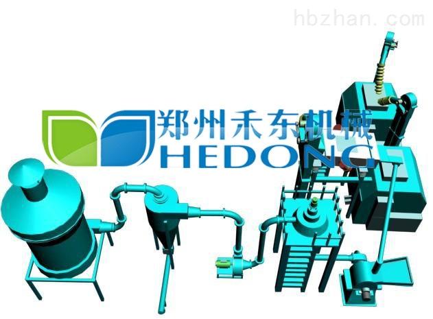 hd-500 南通废旧电路板金属回收率最高的回收设备lt禾东机械