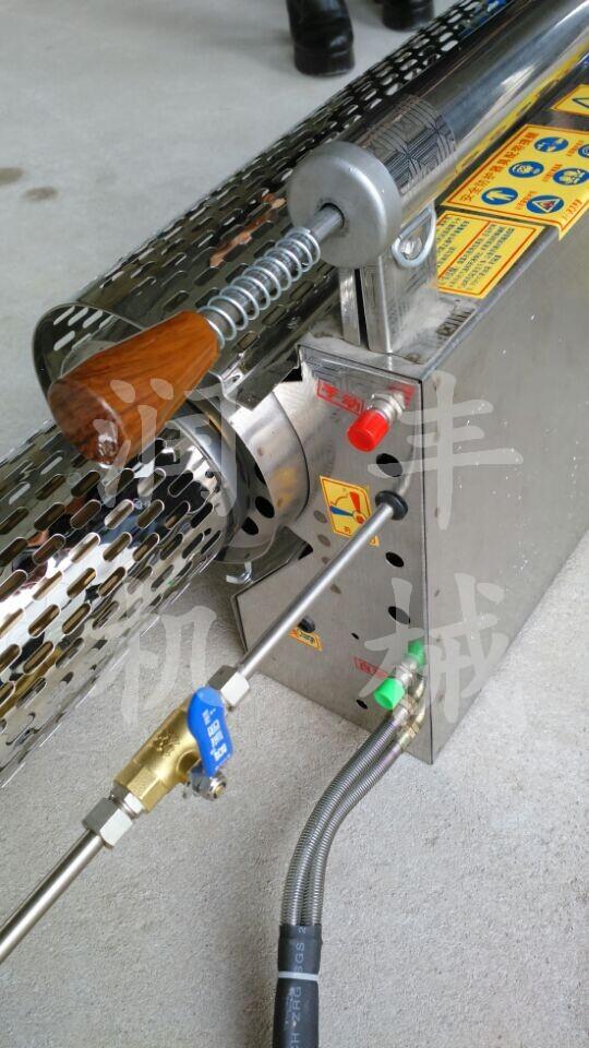 三,机器的组成及工作原理 1,本机器主要有四大部分组成:水路,电路