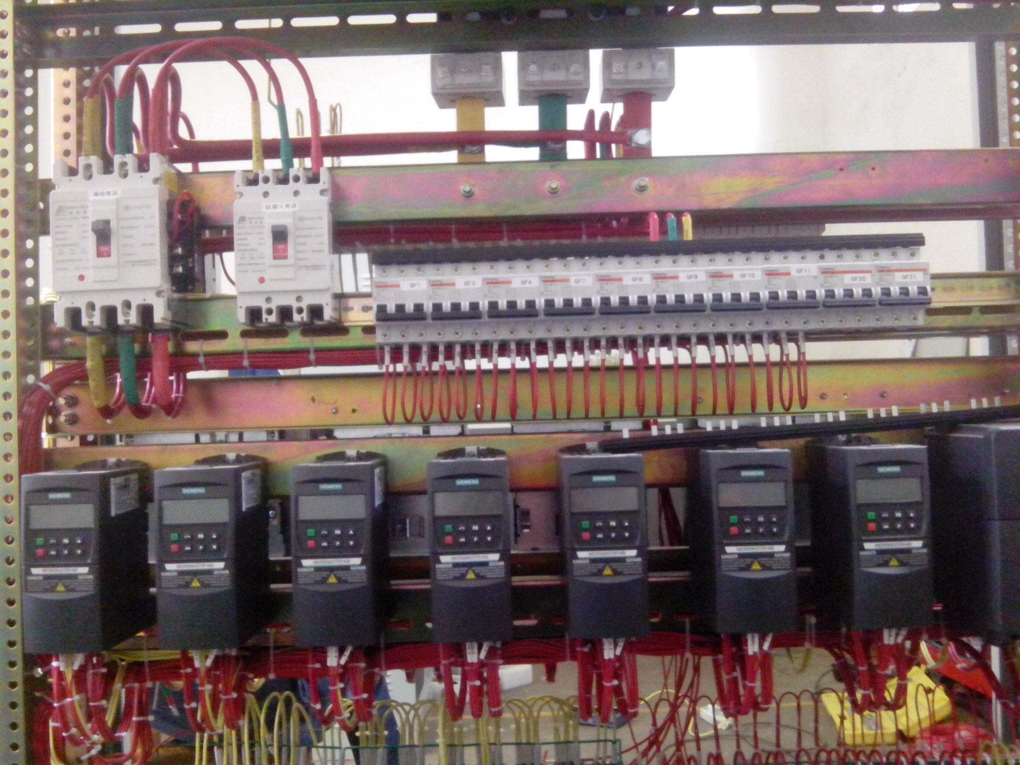 沂水工业变频器控制柜