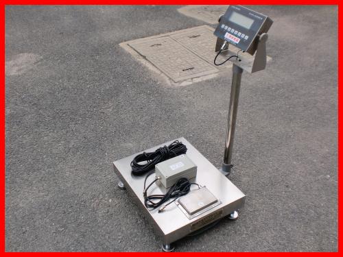 防爆秤150公斤,防爆电子秤本安型    五:产品可选尺寸:    秤量 30kg