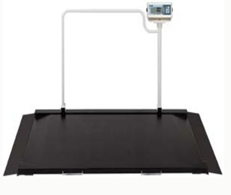 医用电子秤,300kg人体透析称重轮椅秤