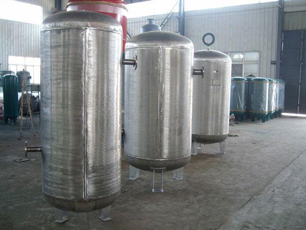 一罐两体供水设备  无塔供水设备代替了传统的储水池