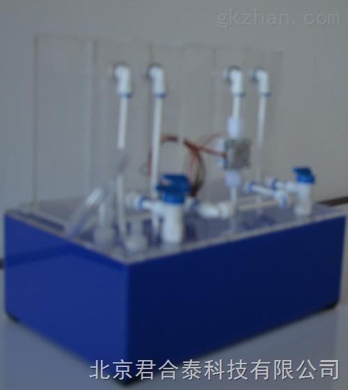 dso58plc-2 过程控制实验-双容水箱液位控制系统
