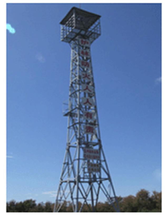 瞭望塔型号,瞭望塔