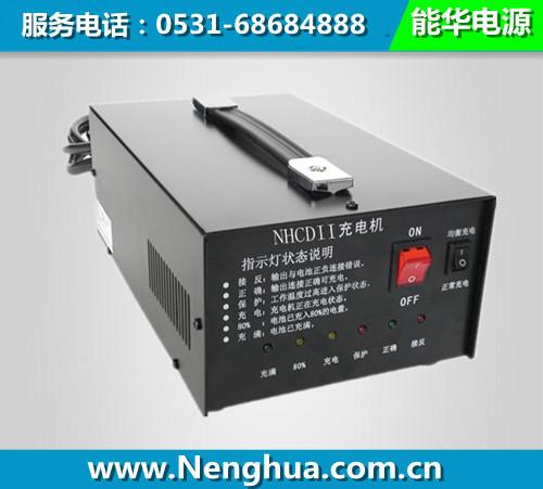 接线形式 本智能充电机输入电压有四种:单相