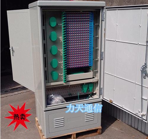 抱杆式光纤铁皮箱 光纤宽带分纤箱 中国宽带配线箱 中国电信光纤分纤