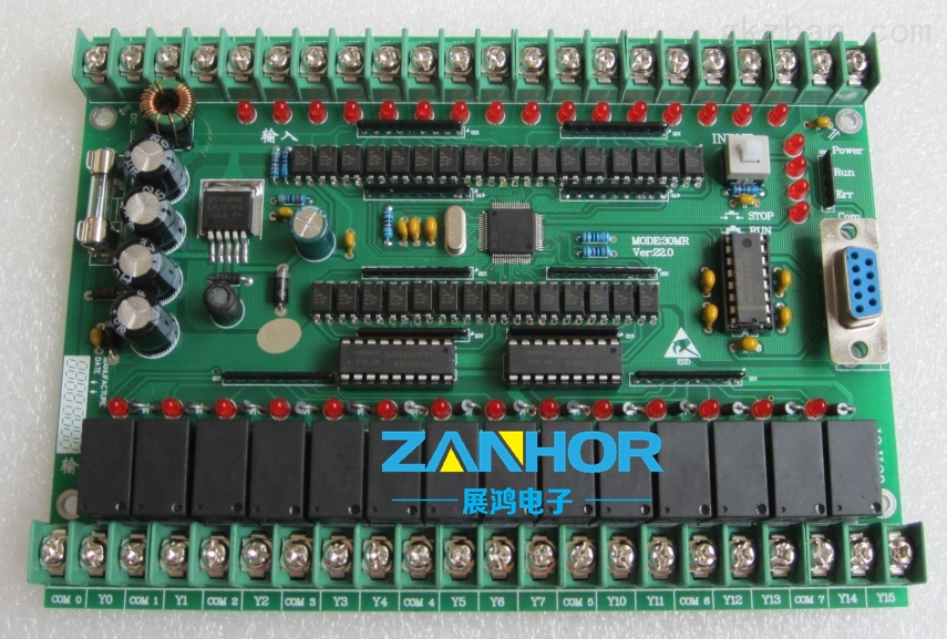 温控器8002内部电路图
