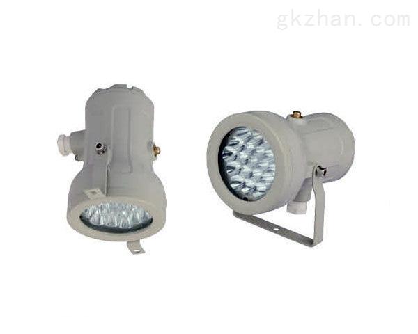 BAK85系列防爆LED视孔灯(C) BAK85系列防爆LED视孔灯(C)适用范围: 1.1区、2区危险气体场所; 2.适用于IIA、IIB、IIC类,温度组别为T1-T6组爆炸性气体环境; 适用于石油采炼、储存、化工、医药、军工及军事设施等爆炸性危险环境; 主要用于化学反应容量照明; 支架式安装时可用作小范围投光照明; 采用高亮节能LED光源,低耗能、长寿命、免维护; 充分考虑现场使用需求,特设磁控开关,具有延时关断和触控关断两种控制方式。 BAK85系列防爆LED视孔灯(C)技术参数: 执行标准:
