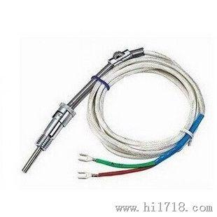 螺钉式温度传感器 热电偶k型 测温仪探头 屏蔽线规格齐全 现货供应
